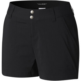 Columbia Saturday Trail Pantalones cortos Mujer, black